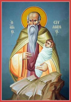 Stylianos of email. Early Christian, Orthodox Icons, Religious Art, Style Icons, Saints, Cathedral, Princess Zelda, Movie Posters, Fictional Characters