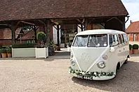 Vintage VW camper van photo booth hire, in Kent and London.Your guests can enjoy the fun of the van too.