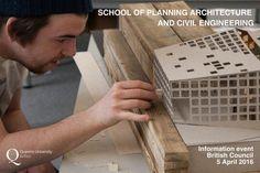 BRITISH COUNCIL | ARGENTINA  La Escuela de Planificación, Arquitectura e Ingeniería Civil en la Universidad Queen de Belfast tiene el placer de invitar al evento introducción en el Consejo Británico 5 de abril de 2016 a las 16 hs.  Más info:http://ly.cpau.org/1UGgGKR  #AgendaCPAU #ActualizaciónProfesional #RecomendadoArq