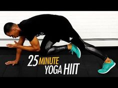 If you want to lose weight without a gym membership or any other gimmicks, HIIT fat-burning workouts are where it's at. Cardio Yoga, Cardio Kickboxing, Tabata Workouts, Hiit, Workout Tips, Fat Burning Yoga, Fat Burning Workout, Best Weight Loss Exercises, Yoga Youtube