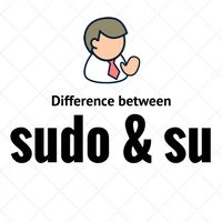 Learn difference between su and sudo. By learning difference you will be able to judge which one is best suited for your requirement of access management. Linux Raspberry Pi, Linux Operating System, System Administrator, Information Technology, Computer Science, Arduino, Different, Sentences, Management