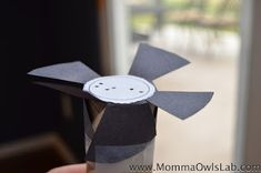 Momma Owl's Lab: DIY Constellation Tubes
