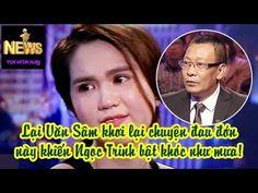 MC Lại Văn Sâm khơi lại chuyện đau đớn này khiến Ngọc Trinh bật khóc như...