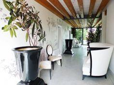 Wall Decor - Graphic Design Arch. Elena Busato Interior Design Private House Venice coutryside