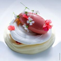 "63 mentions J'aime, 1 commentaires – Tårget - mat & vin bar (@ravintolatorget) sur Instagram : « If you would have to describe the word ""dream"". Rosemary-Whitechocolate ganache, strawberry sorbet… »"