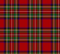 Scottish tartan clans and heritage throughout Scotland from Scotland On Line Tartan Pattern, Tartan Plaid, Kilt Pattern, Royal Stewart Tartan, Motifs Textiles, Decoupage, Canadian Identity, Scottish Tartans, Gingham