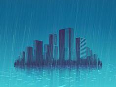 Rain by Roman Gordienko