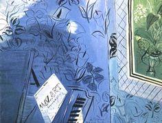 Raoul Dufy - Tribute to Mozart Raoul Dufy, Graphic Design Illustration, Illustration Art, Amadeus Mozart, Art Moderne, French Art, Art Plastique, Matisse, Kandinsky