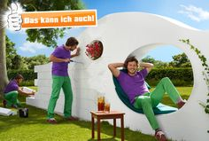 Diese Lounge-Mauer ist ein Highlight für jeden #Garten. Baut sie nach - mit unserer Schritt-für-Schritt-Anleitung: http://www.obi.de/de/ratgeber/selbstbauanleitungen/garten_und_balkon/Porenbeton-Wand/index.html #Lounge