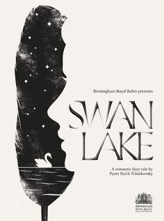 Aron Jones - Swan Lake; Pointe Blank 3 collaborative exhibition Swan Lake@ Sunderland Empire 18th, 19th, 20th October