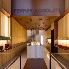 Ferrer Xocolata, Olot, 2015 - Arnau Estudi d'Arquitectura