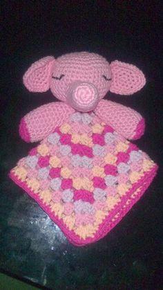 64 Ideas Crochet Mantas Spanish For 2019 Crochet Headband Free, Crochet Lovey, Crochet Blanket Patterns, Crochet Yarn, Free Crochet, Crochet Pattern, Crochet Basket Tutorial, Crochet Crafts, Crochet Clothes