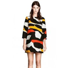 LUCLUC Color Block Colorful Scoop Mini Dress ($22) ❤ liked on Polyvore featuring dresses, white mini dress, multicolored dress, multicolor dress, block print dress and colour block dress