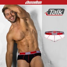 596528d092 aussieBum Men's Underwear Talk Brief Underpants #fashion #clothing #shoes  #accessories #mensclothing