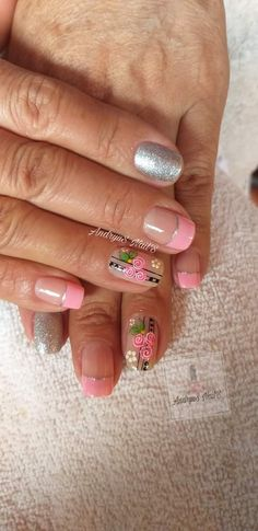 Diana, Angel, Nails, Beauty, Designed Nails, Sun, Dibujo, Short Nail Manicure, Nail Manicure