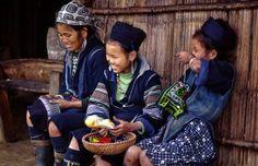 Hmong minority,Sapa,Vietnam