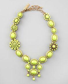 Necklace |  Oscar de la Renta