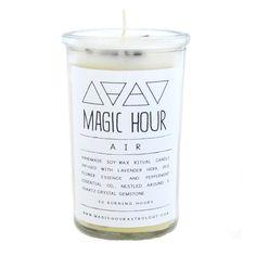 Magic Hour candles- Air