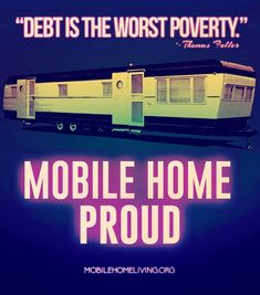 Debt is the worst poverty.