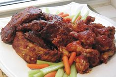 You might need to call the fire department while eating these hot ribs. Customize the heat level by adjusting the hot pepper sauce to taste. Kraft Recipes, Rib Recipes, Home Recipes, Pork Back Ribs, Cottage Meals, Camping Meals, Camping Recipes, Hot Pepper Sauce, Recipe Please