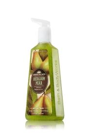 *Fresh Picked Heirloom Pear Deep Cleansing Hand Soap - Anti-Bacterial - Bath & Body Works