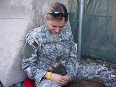 An Army soldier rescued a tiny tabby kitten and refused to leave her behind. It was back in 2008 when Christine Bouldin saw a tiny kitten named Felix, who is quite special. She was at her final deployment in Afghanistan after eight years of service in the US Army. Christine instantly fell in love wi...