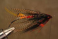 Red Ween Gaddy - Spey Pages