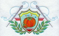Sewing Crest design (G9273) from www.Emblibrary.com