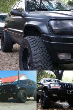 Jeep Stuff, Car Stuff, 04 Jeep Grand Cherokee, Portal Axles, Jeep Wj, Black Jeep, Custom Jeep, Jeep Parts, Jeep Life