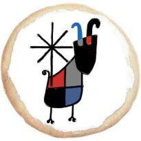 Joan Miro Cookies (Dog)   Lesson Plan - http://makingartfun.com/htm/f-maf-art-library/miro-cookie.htm