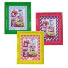 Acrylic photo frames, RICE DK
