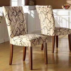 dining chair fabric ideas | design ideas 2017-2018 | Pinterest ...