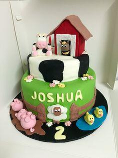 Farm yard cake!