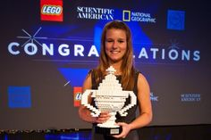 17-year-old girl builds artificial 'brain' to detect breast cancer - Leaders in Heels   Only Womens Business