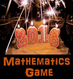 Kick off a new year of mathematical play for the whole family!