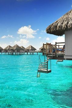 The best boutique hotels in Bora Bora. Find a boutique hotel Bora Bora and book with Splendia to benefit exclusive offers on a unique selection of hand picked small luxury hotels. Dream Vacation Spots, Vacation Places, Vacation Destinations, Places To Travel, Places To See, Beautiful Vacation Spots, Beautiful Places, Bora Bora Honeymoon, Honeymoon Vacations