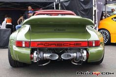 Porsche Turbo #turbofever #porsche