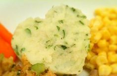 Vegan garlic mashed potatoes - an easy recipe with many ingredients that can be obtained locally (in season)