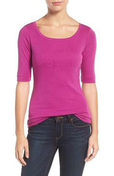 Free shipping and returns on J.Crew New Perfect Fit T-Shirt at Nordstrom.com. The perfect-fit T-shirt you love, now with longer sleeves so it's even more, well, perfect.