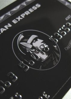 American Express Black. Reserved for Centurions.
