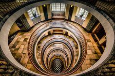 Axelborg Staircase Copenhagen