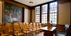The Nationality Rooms at Pitt