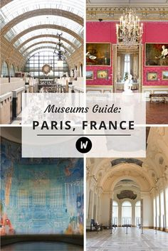 """There are around museums in Paris, France within city limits. This list also includes suburban museums within the """"Grand Paris"""" area Paris Travel, France Travel, Travel Europe, Travel Destinations, Travel 2017, Solo Travel, Museum Guide, World Of Wanderlust, I Love Paris"""