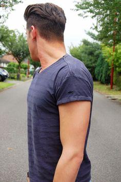 My back, my neck, my undercut and my crack