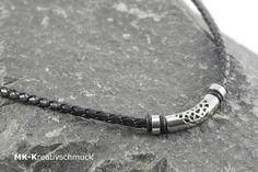 Männer Lederkette Halskette von MK-Kreativschmuck auf http://de.dawanda.com/shop/MK-Kreativschmuck/3344115-Herrenschmuck