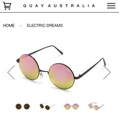 d7a3c980b8a Quay Australia - Electric Dreams - black mirror