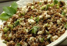 Lentil Salad With Feta Cheese Recipe - Genius Kitchensparklesparkle