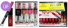 Revlon Colorstay Lip Color, Only $0.18 at Rite Aid!