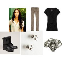 complete combat boot outfit