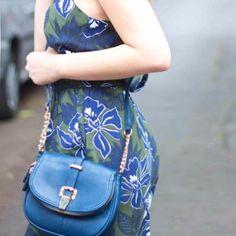 Los bolsos estilo Bandolera, son prácticos, comódos y resultan perfectos para cualquier ocasión